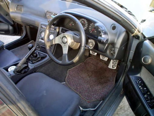 Nissan Skyline GTS-4/HNR32/RB26DETT.